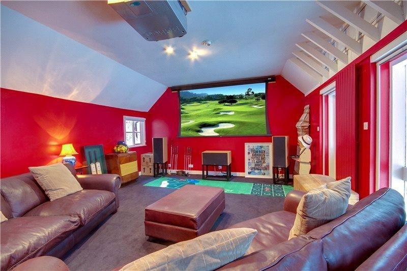 Фотография: Гостиная в стиле , Дом, Дома и квартиры – фото на INMYROOM