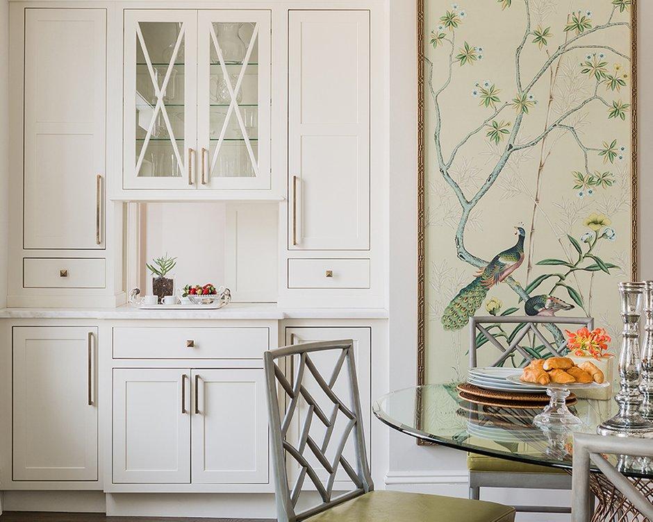 Фотография: Кухня и столовая в стиле Прованс и Кантри, Восточный, Декор интерьера, Интерьер комнат, Декоративные панели – фото на INMYROOM
