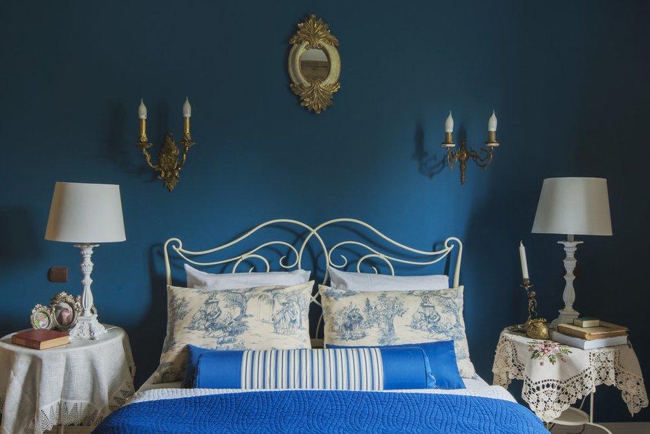 Фотография: Спальня в стиле Прованс и Кантри, Гид – фото на INMYROOM