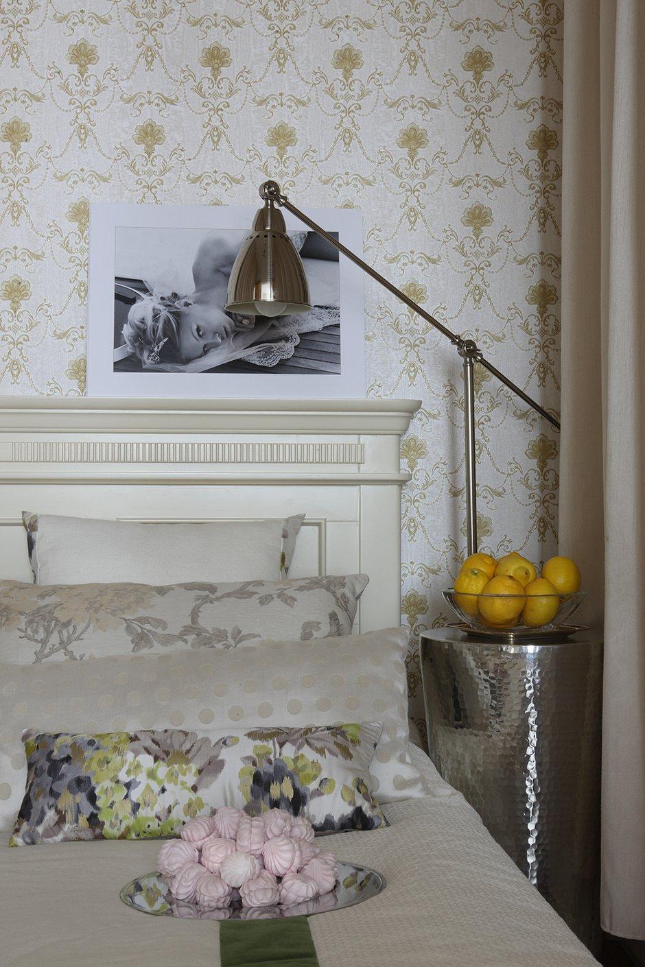 Фотография: Спальня в стиле Современный, Декор интерьера, Квартира, Дома и квартиры, Missoni – фото на INMYROOM