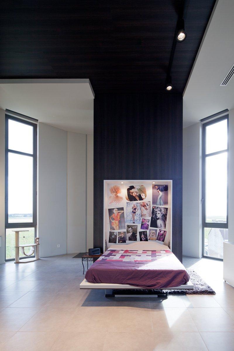 Фотография: Спальня в стиле Современный, Дом, Бельгия, Дома и квартиры – фото на INMYROOM