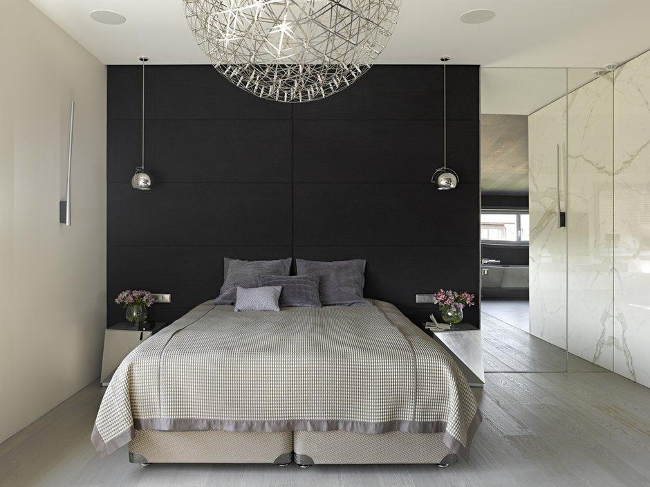 Фотография: Спальня в стиле Лофт, Современный, Дом, Дома и квартиры, Минимализм, Проект недели, Эко – фото на INMYROOM