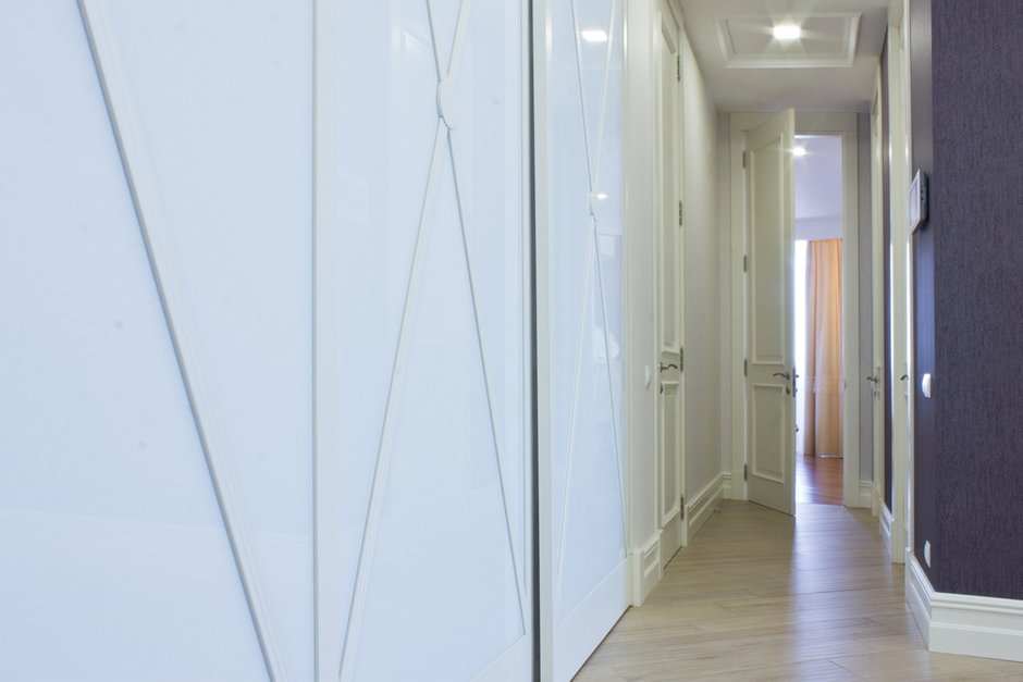 Фотография: Прихожая в стиле Классический, Квартира, Дома и квартиры, Ар-деко – фото на INMYROOM