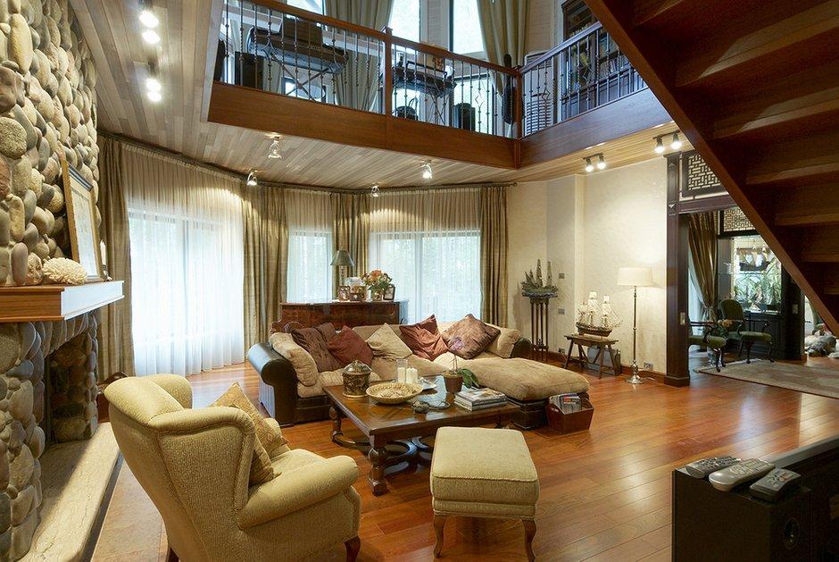 Фотография: Гостиная в стиле , Декор интерьера, Дом, Maitland Smith, Дома и квартиры – фото на INMYROOM