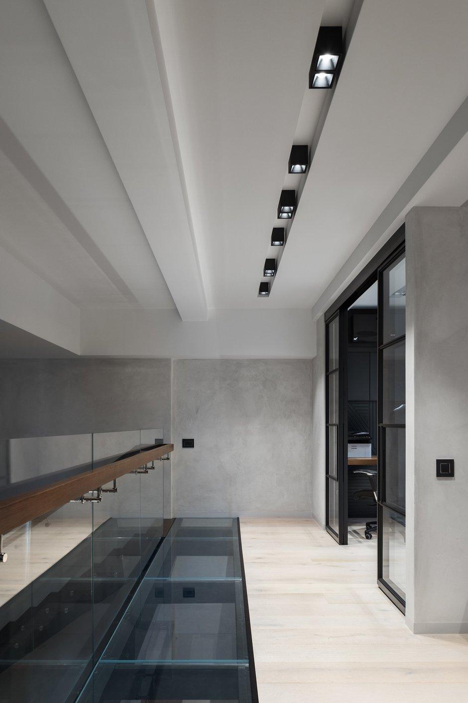 Фотография: Прихожая в стиле Современный, Лофт, Квартира, Проект недели, Москва, GM-Interior, 3 комнаты, Более 90 метров – фото на INMYROOM