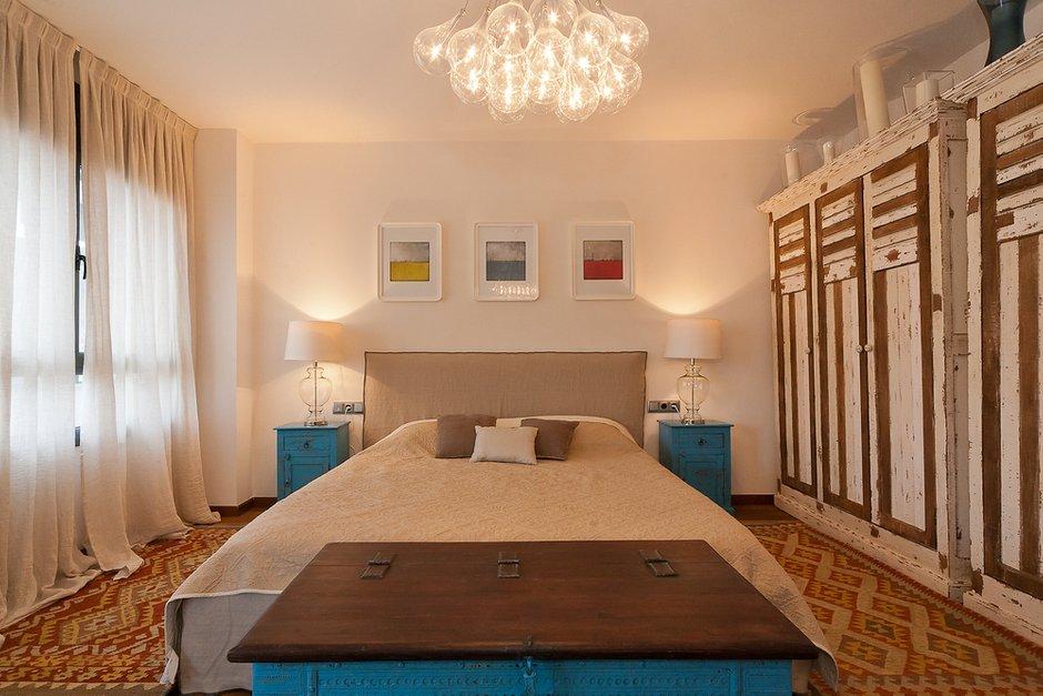 Фотография: Спальня в стиле Современный, Интерьер комнат, Проект недели, Средиземноморский – фото на INMYROOM