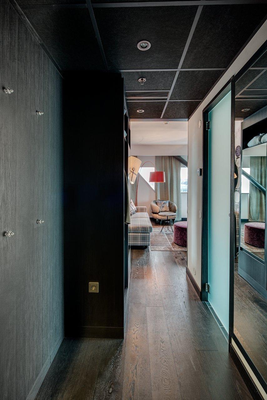 Фотография: Гостиная в стиле Современный, Декор интерьера, Дома и квартиры, Городские места, Отель, Проект недели – фото на INMYROOM
