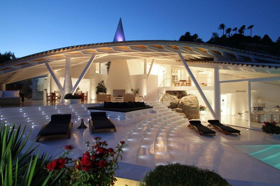 Фотография: Ландшафт в стиле Современный, Декор интерьера, Дом, Испания, Дома и квартиры – фото на INMYROOM