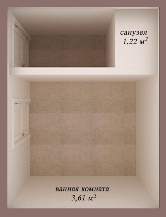 Фотография:  в стиле , Квартира, Перепланировка, КОПЭ – фото на INMYROOM