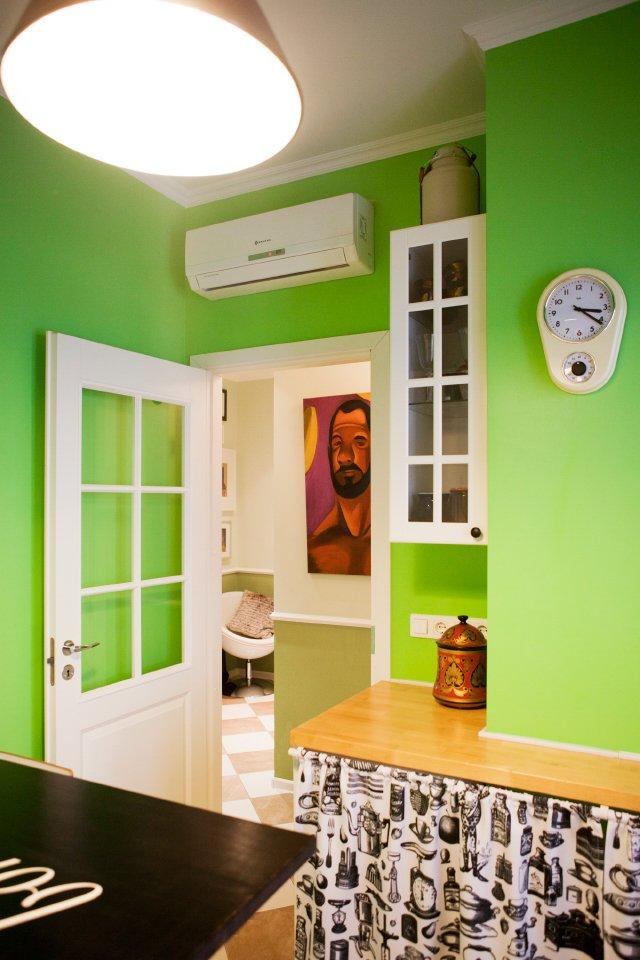 Фотография: Кухня и столовая в стиле Современный, DIY, Квартира, Дома и квартиры, IKEA – фото на INMYROOM