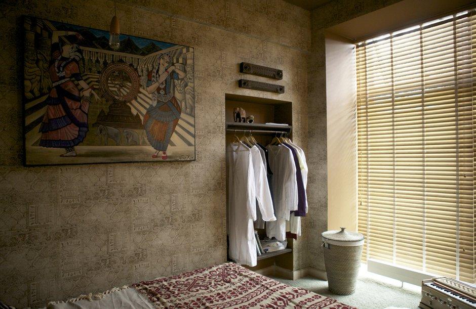 Фотография: Спальня в стиле Прованс и Кантри, Восточный, Эклектика, Проект недели, Эко – фото на INMYROOM