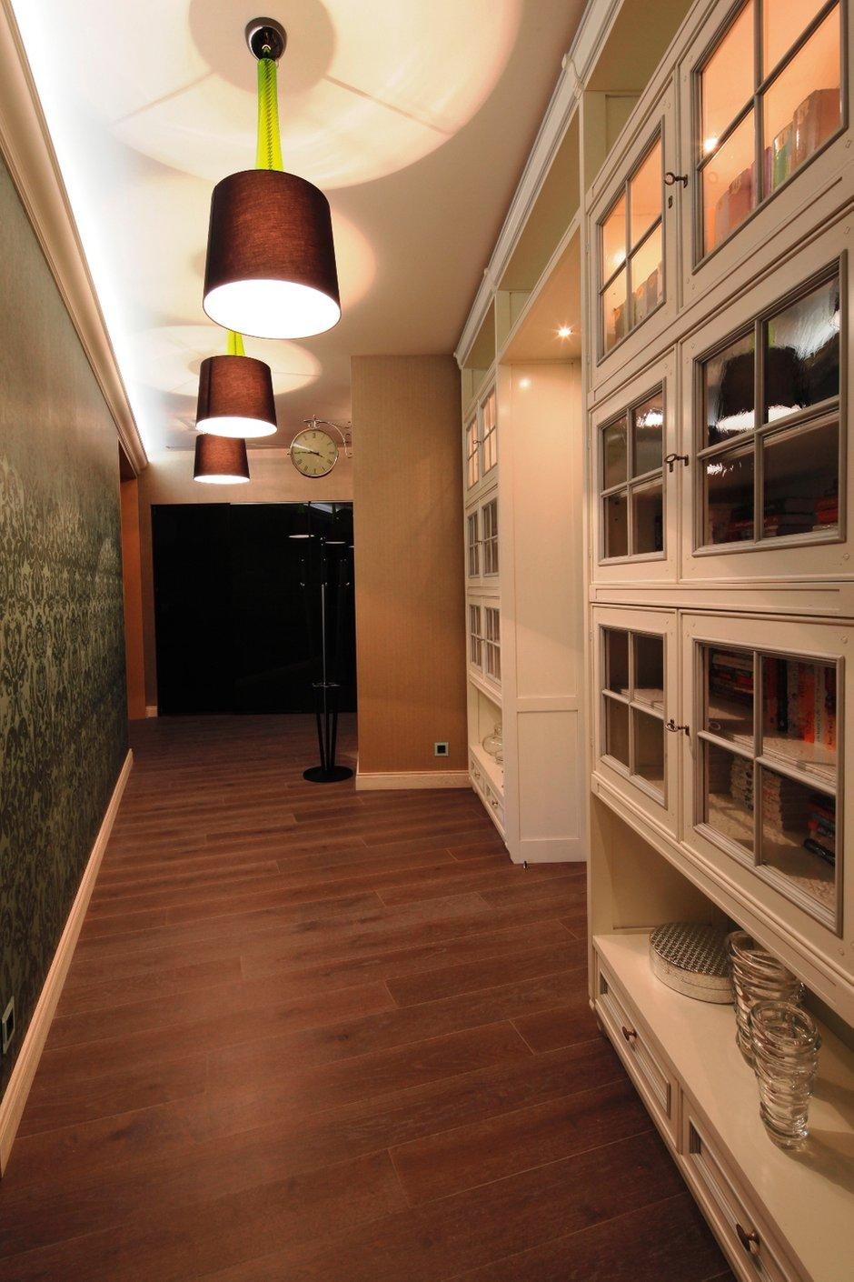 Фотография:  в стиле Современный, Квартира, Дома и квартиры, Москва, Фьюжн – фото на InMyRoom.ru