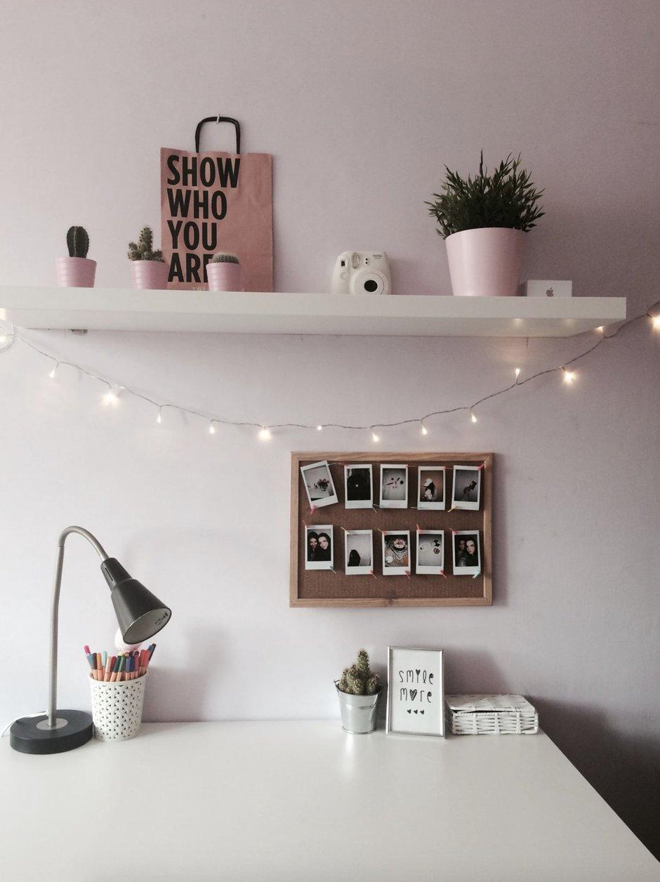 Фотография: Кабинет в стиле Скандинавский, Советы, как обустроить домашний офис, как обустроить рабочее место дома, рабочее место в квартире, как обустроить кабинет, рабочий стол – фото на INMYROOM