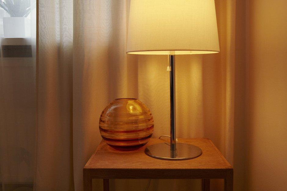 Фотография: Мебель и свет в стиле Современный, Малогабаритная квартира, Квартира, Швеция, Дома и квартиры – фото на INMYROOM