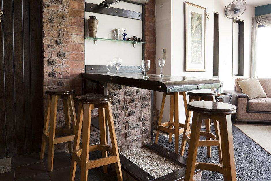 Фотография: Кухня и столовая в стиле Прованс и Кантри, Лофт, Современный, Декор интерьера, Квартира, Дом, Декор дома, Стена – фото на INMYROOM