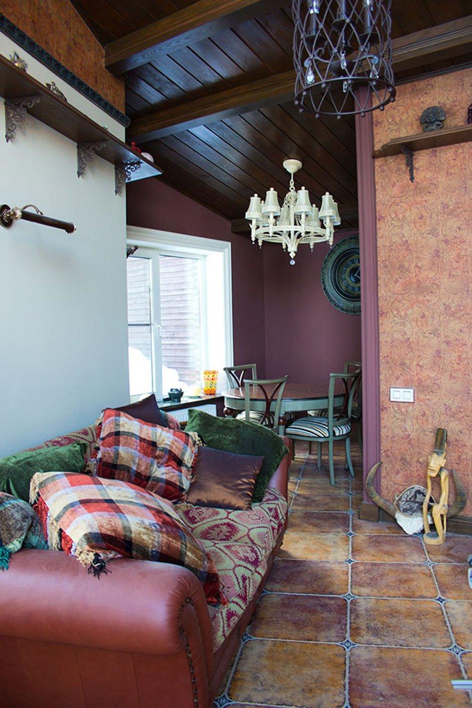 Фотография: Гостиная в стиле , Декор интерьера, Дом, Дома и квартиры – фото на INMYROOM