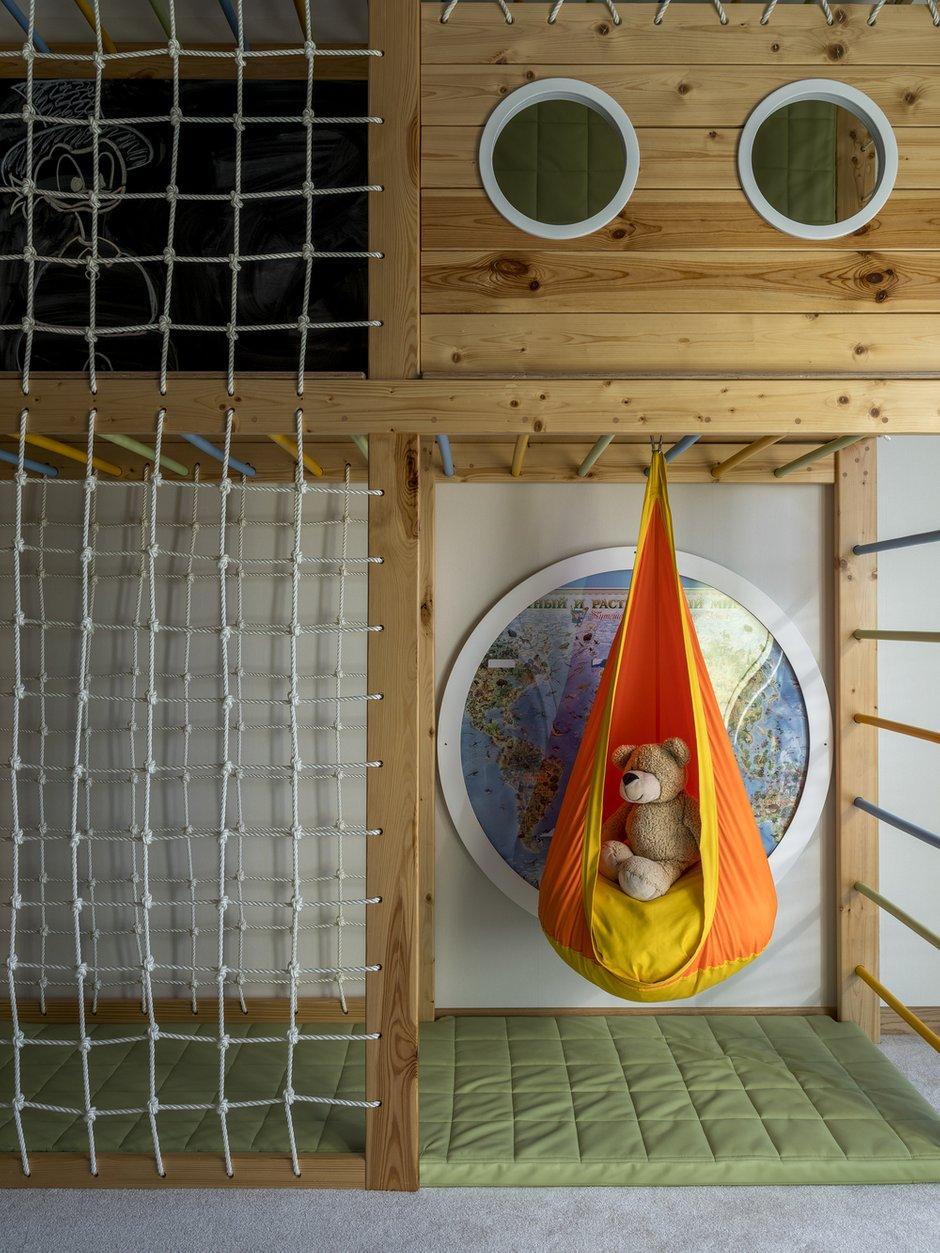 Фотография: Детская в стиле Современный, Квартира, Проект недели, Лидия Большакова, Новогорск, 4 и больше, Более 90 метров – фото на INMYROOM