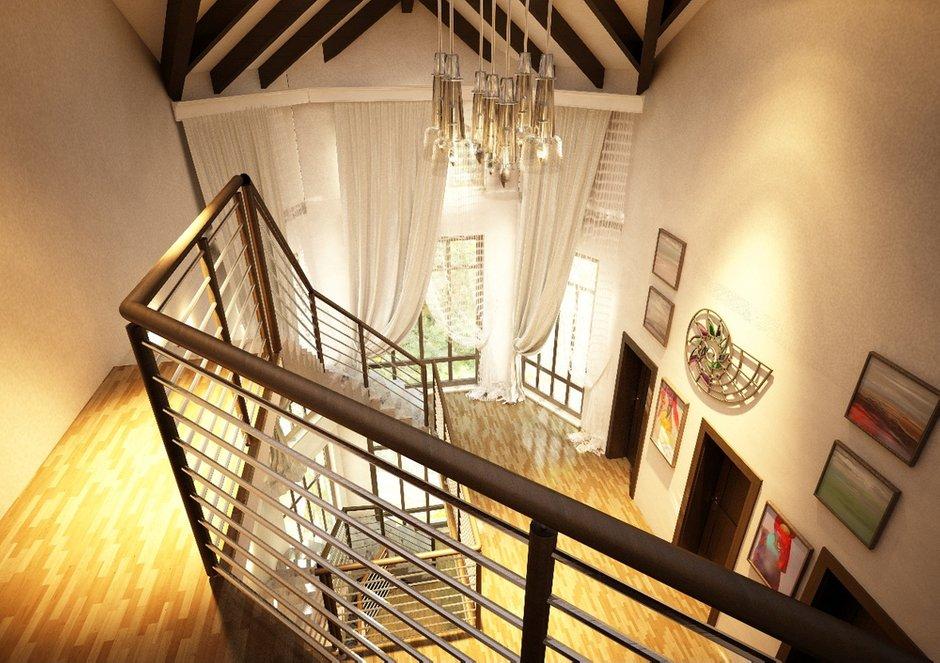 Фотография: Мебель и свет в стиле , Дом, Дома и квартиры, Проект недели, Современное искусство – фото на InMyRoom.ru