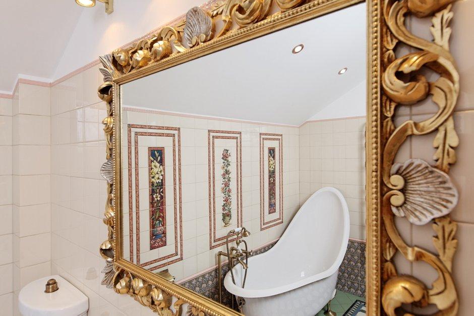 Фотография: Ванная в стиле , Интерьер комнат, Проект недели – фото на INMYROOM