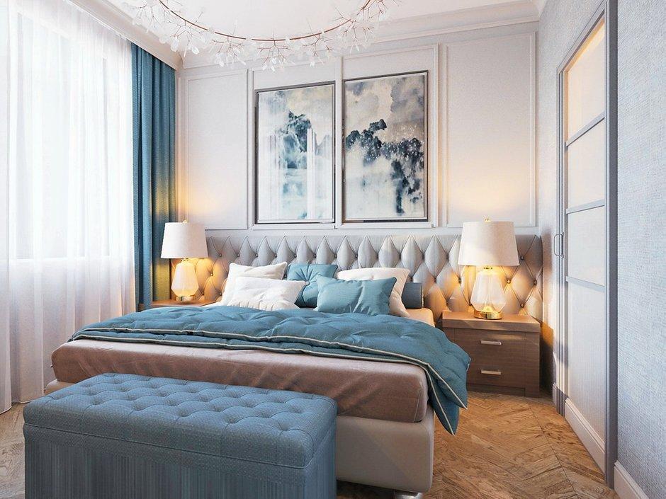 Фотография: Спальня в стиле Современный, Квартира, Проект недели, Artek Design Studio, Казахстан, 4 и больше, Более 90 метров, Алматы – фото на INMYROOM