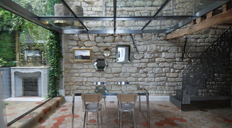 Фотография: Кухня и столовая в стиле Эклектика, Дом, Дома и квартиры, Проект недели – фото на INMYROOM