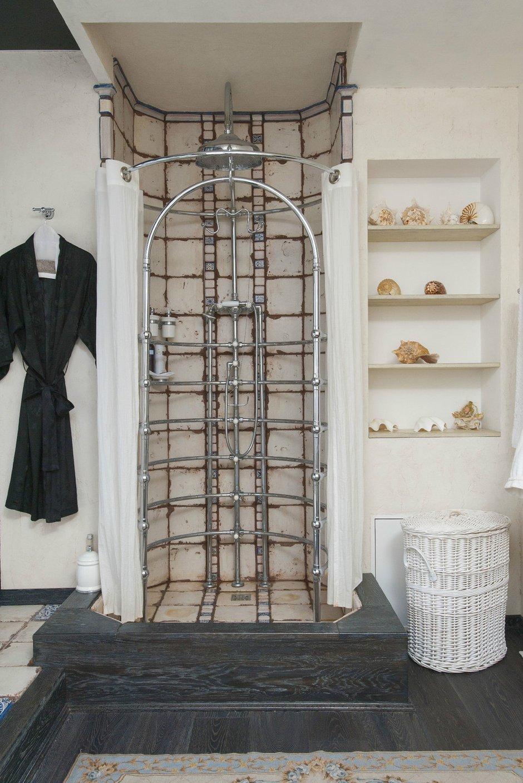 Фотография: Ванная в стиле Прованс и Кантри, Интерьер комнат, Проект недели – фото на INMYROOM