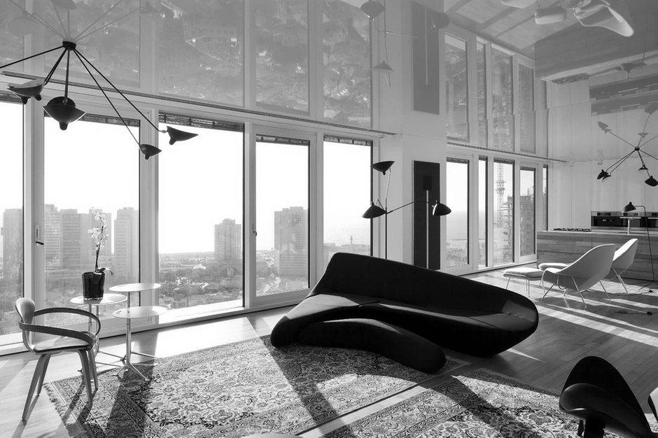 Фотография: Гостиная в стиле Современный, Декор интерьера, Квартира, Дома и квартиры, Тель-Авив – фото на InMyRoom.ru