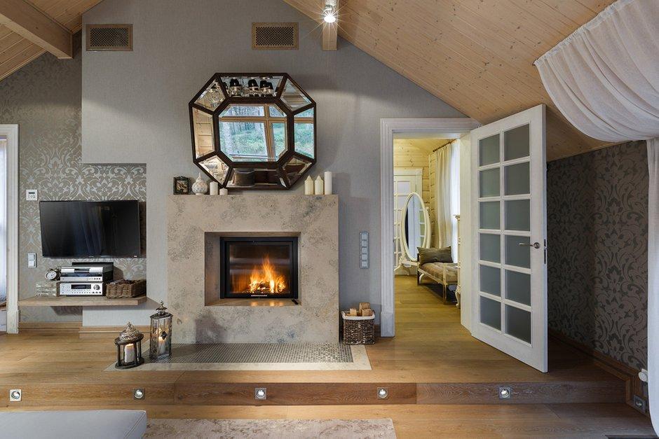 Фотография: Гостиная в стиле Прованс и Кантри, Дом, Дома и квартиры, IKEA, Проект недели – фото на INMYROOM