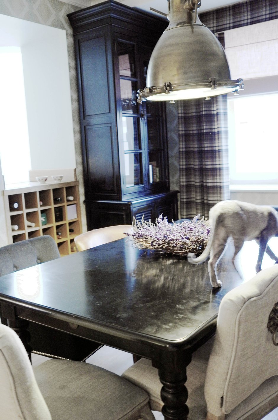 Фотография: Кухня и столовая в стиле Современный, Квартира, Eichholtz, Spiridon, Дома и квартиры, Проект недели – фото на INMYROOM