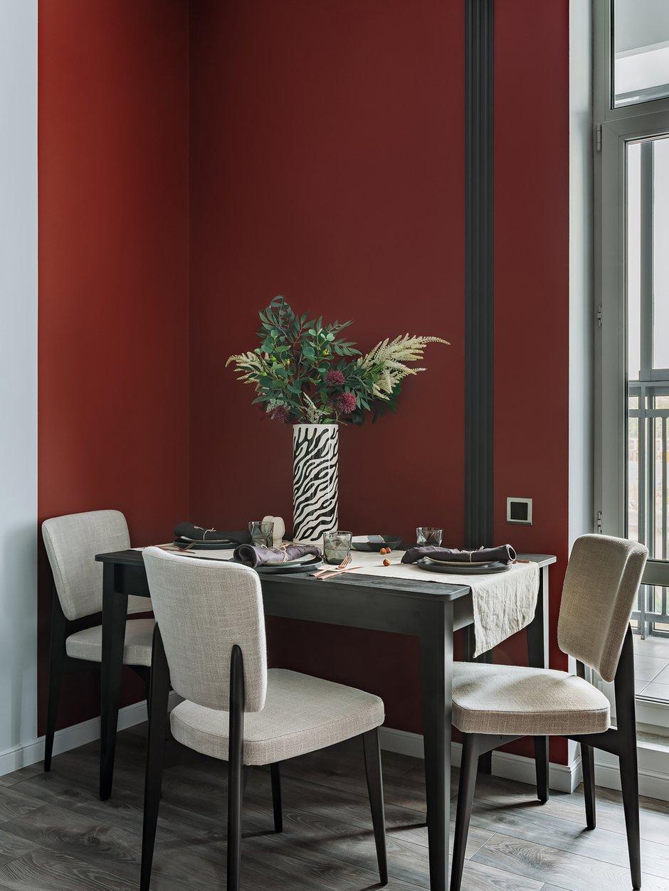 Фотография: Кухня и столовая в стиле Современный, Квартира, Проект недели, 3 комнаты, 60-90 метров – фото на INMYROOM