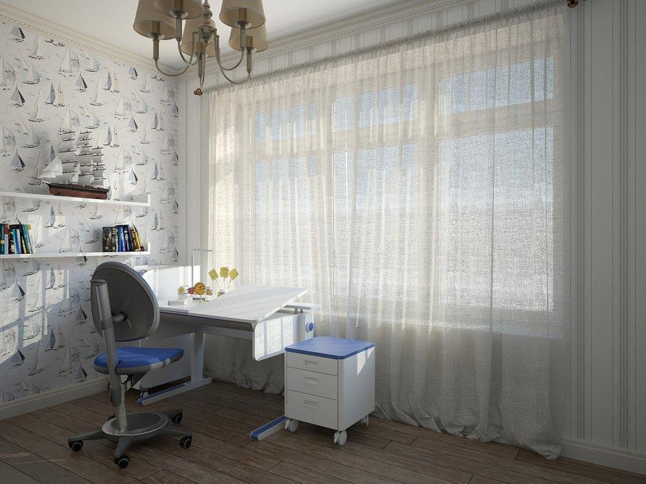 Фотография: Детская в стиле Современный, Дом, Дома и квартиры, Прованс – фото на INMYROOM