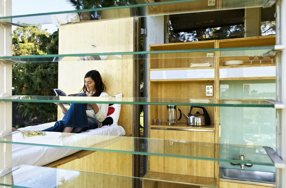 Фотография: Кухня и столовая в стиле Современный, Дом, Дома и квартиры, Дача – фото на INMYROOM