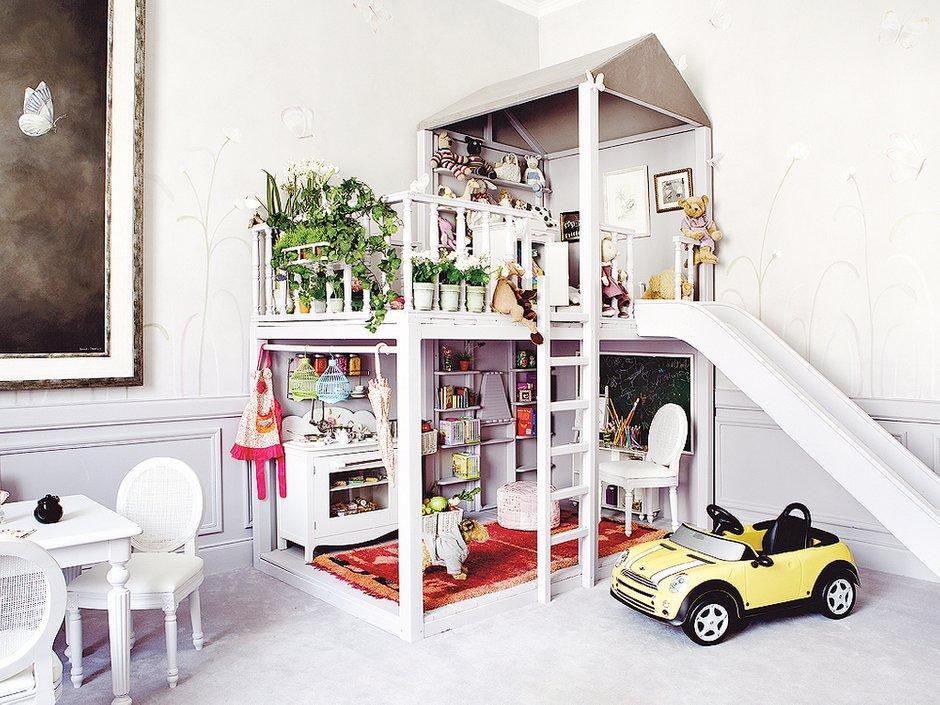Фотография: Детская в стиле , Интерьер комнат, Прованс, Проект недели, Шебби-шик, Винтаж – фото на INMYROOM