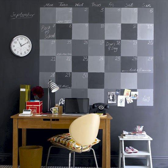 Фотография: Офис в стиле Скандинавский, Декор интерьера, Дизайн интерьера, Цвет в интерьере, Серый – фото на INMYROOM