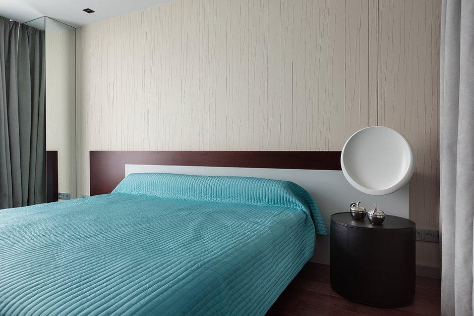 Фотография: Спальня в стиле Современный, Квартира, Проект недели, Пушкин, Монолитный дом, 4 и больше, Более 90 метров, Кирилл Пономаренко – фото на INMYROOM