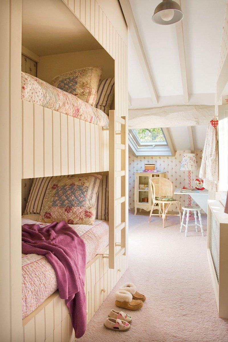 Фотография: Детская в стиле , Дом, Дома и квартиры – фото на INMYROOM