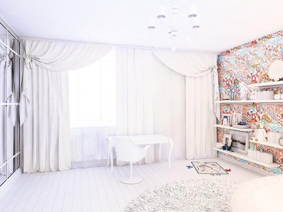 Фотография: Детская в стиле Прованс и Кантри, Эклектика, Квартира, Дома и квартиры, Минимализм – фото на INMYROOM