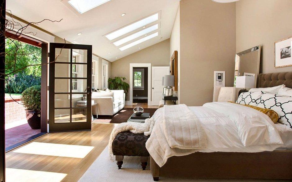 Фотография: Спальня в стиле Прованс и Кантри, Декор интерьера, Дом, Дома и квартиры, Бассейн – фото на INMYROOM