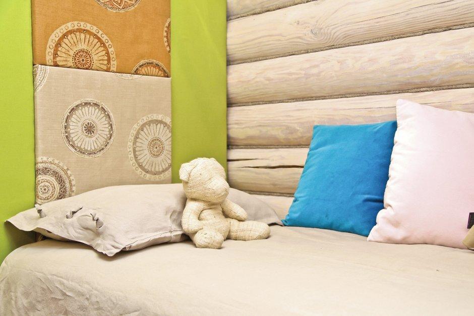 Фотография: Декор в стиле , Детская, Дом, Интерьер комнат, Проект недели, Женя Жданова – фото на INMYROOM