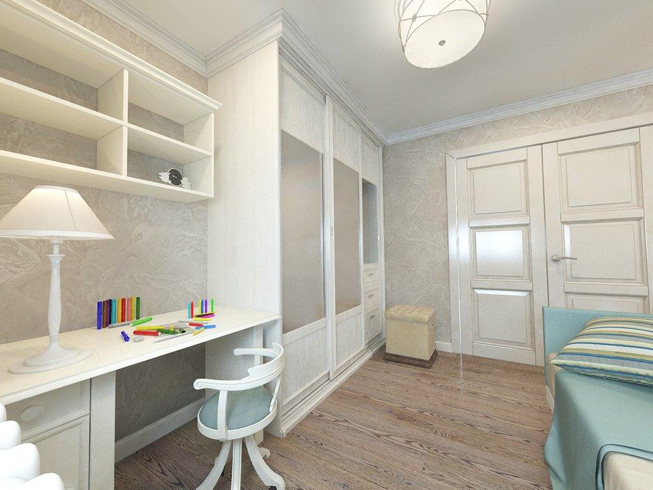 Фотография: Детская в стиле Современный, Малогабаритная квартира, Квартира, Дома и квартиры, Проект недели – фото на INMYROOM