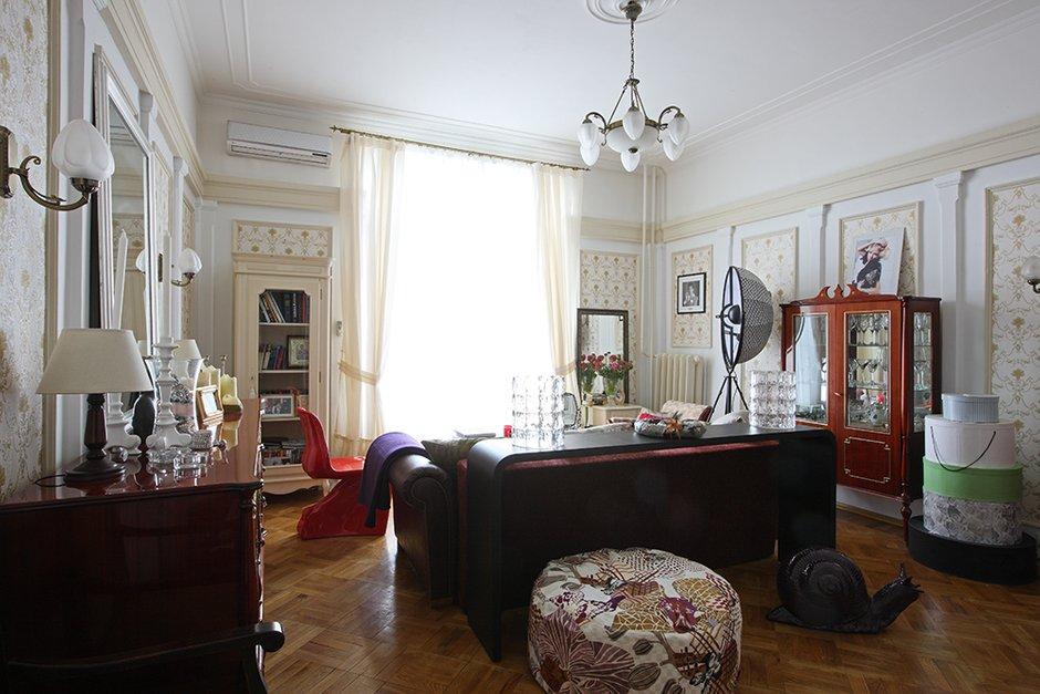 Фотография: Гостиная в стиле , Декор интерьера, Квартира, Дома и квартиры, Missoni – фото на INMYROOM