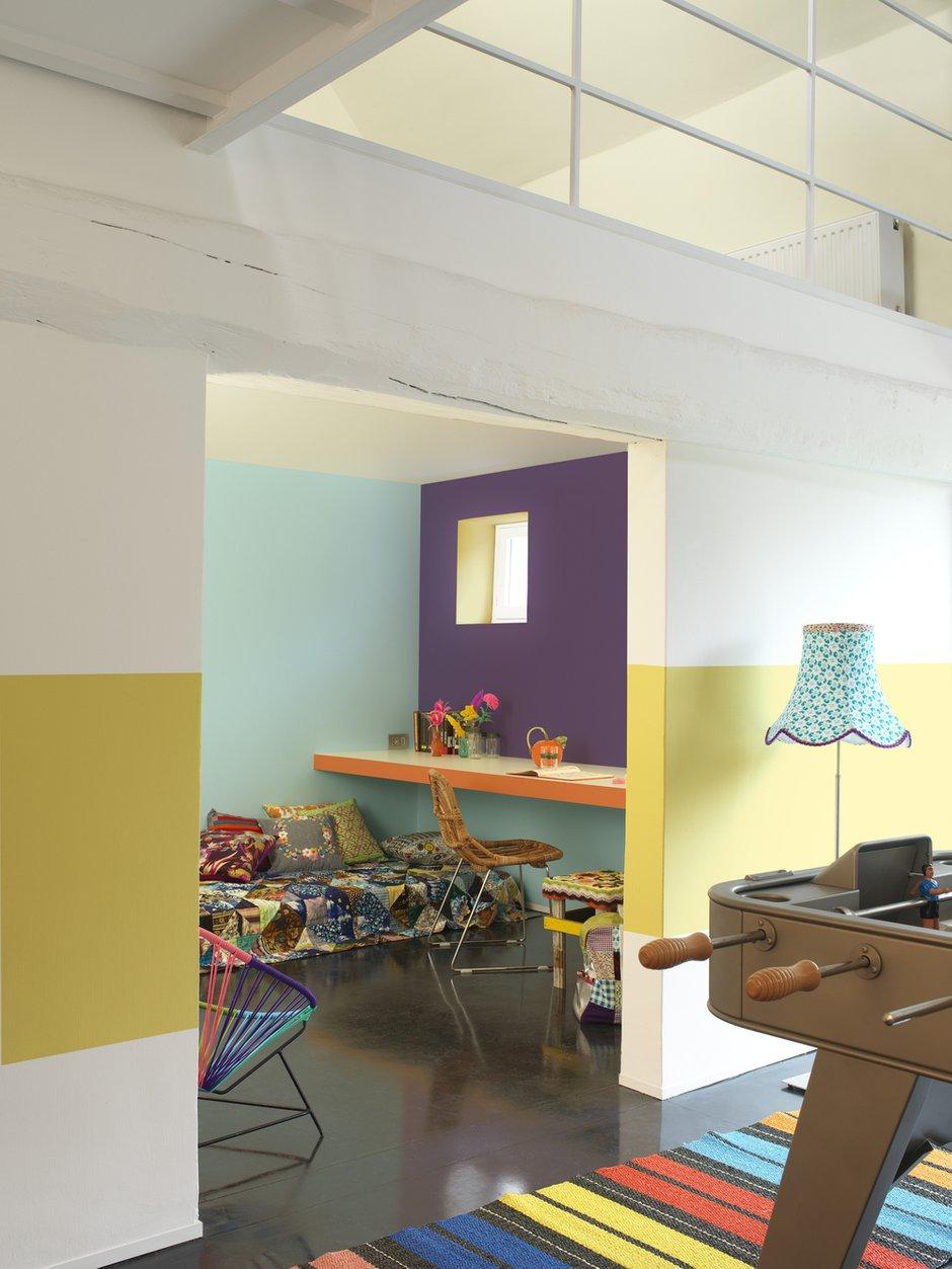 Фотография:  в стиле Прованс и Кантри, Декор интерьера, Дизайн интерьера, Цвет в интерьере, Советы, Dulux, Оранжевый – фото на INMYROOM
