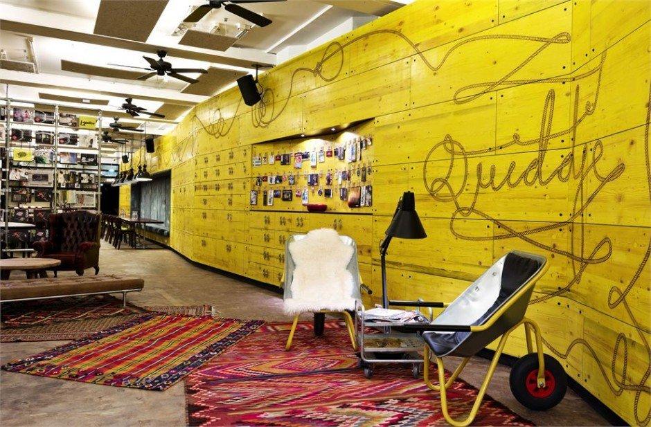 Фотография: Декор в стиле Эклектика, Дома и квартиры, Городские места, Отель, Проект недели, Хостел – фото на INMYROOM