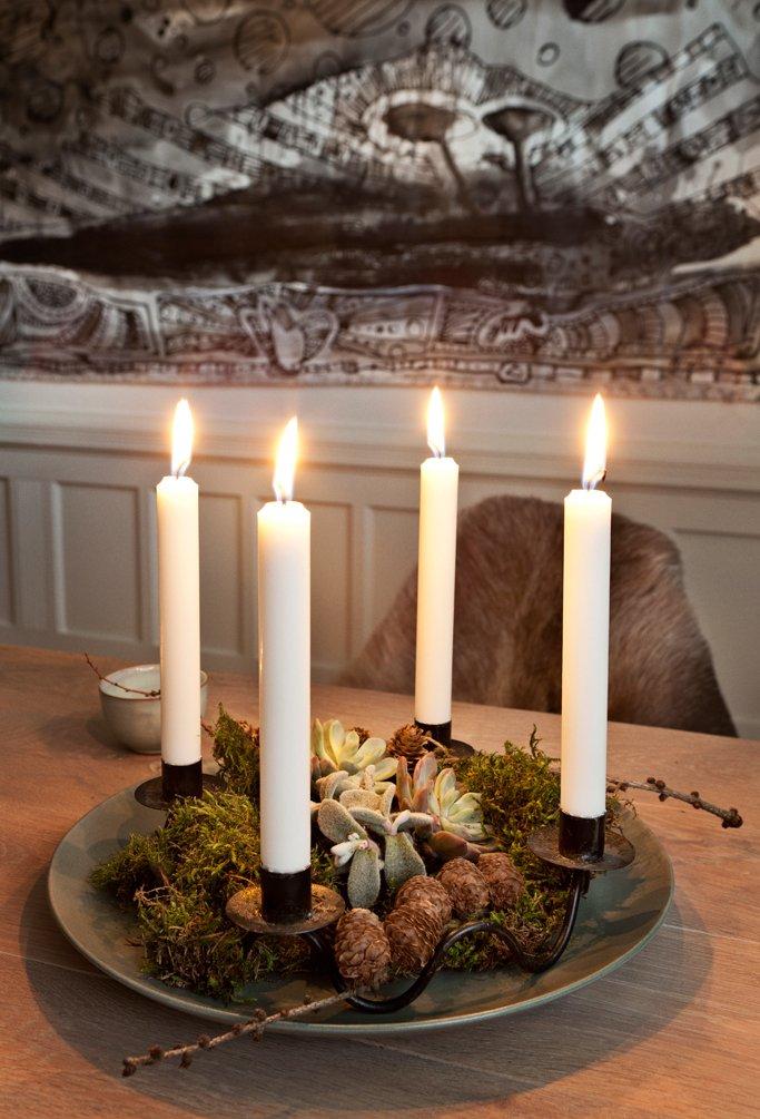 Фотография: Декор в стиле Современный, Декор интерьера, Праздник, Новый Год, Сервировка стола, Украшения – фото на INMYROOM