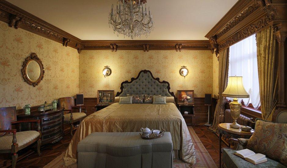 Фотография: Спальня в стиле Прованс и Кантри, Классический, Квартира, Дома и квартиры, Проект недели – фото на INMYROOM