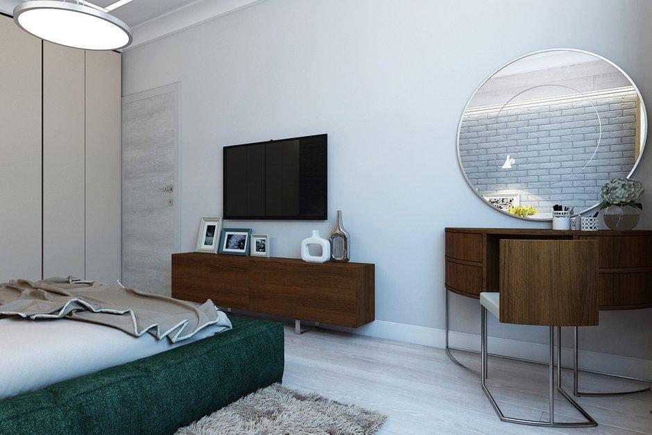 Фотография: Гостиная в стиле Современный, Эклектика, Квартира, Минимализм, Проект недели – фото на INMYROOM
