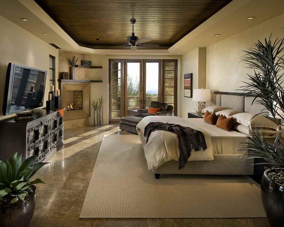 Фотография: Спальня в стиле Прованс и Кантри, Современный, Декор интерьера, Квартира, Дом, Декор дома, Потолок – фото на INMYROOM