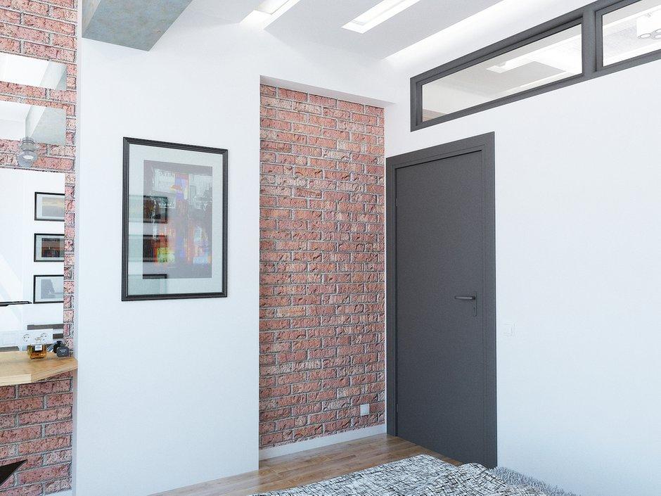 Фотография: Прихожая в стиле Лофт, Декор интерьера, Квартира, Globo, Massive, Дома и квартиры, IKEA, Проект недели, Ideal Lux – фото на InMyRoom.ru