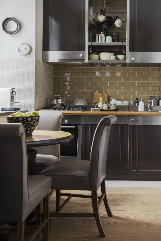 Фотография: Кухня и столовая в стиле Прованс и Кантри, Декор интерьера, Мебель и свет, Проект недели, Лена Ленских – фото на INMYROOM