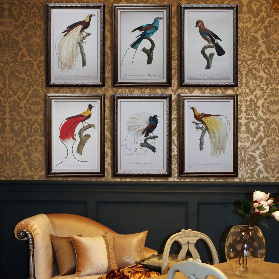 Фотография: Декор в стиле Прованс и Кантри, Классический, Декор интерьера, Декор дома, Картины – фото на INMYROOM
